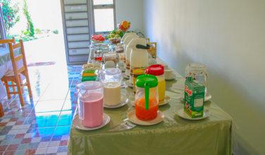 Pousada Rota das Cachoeiras | Café da Manhã