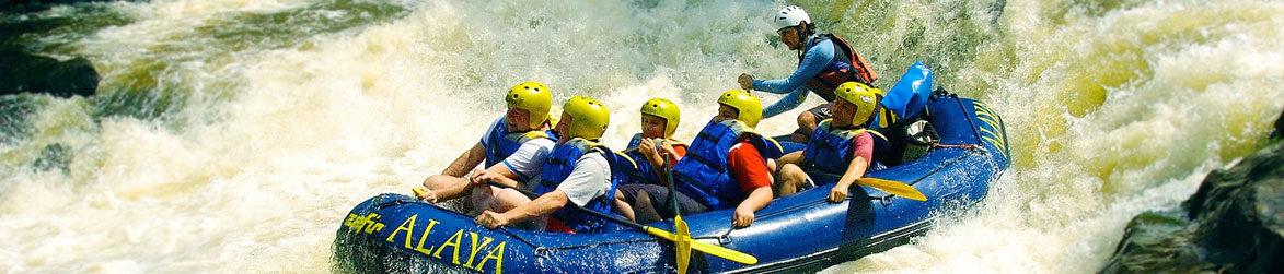 Pousada Rota das Cachoeiras | Rafting em Brotas